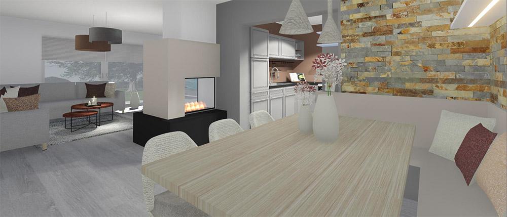 un projet cl en main cr par un architecte d int rieur. Black Bedroom Furniture Sets. Home Design Ideas